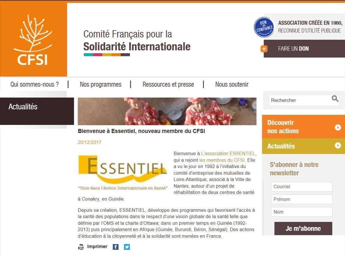 Article_web_CFSI_ArrivéeEssentiel_20-12-17