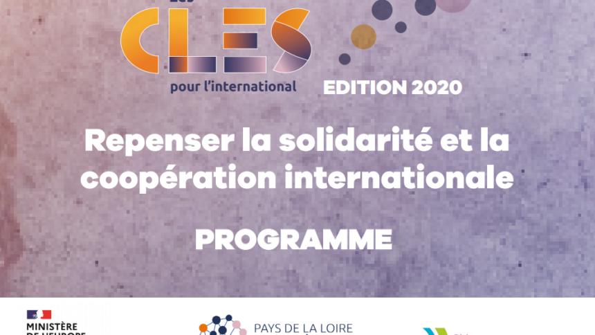les clées pour l'international, édition 2020